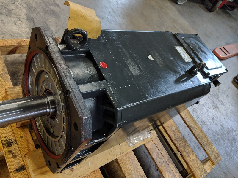 Siemens 1500 RPM Induction Motor 1PH7167-2NF03-0BC5 (STK)