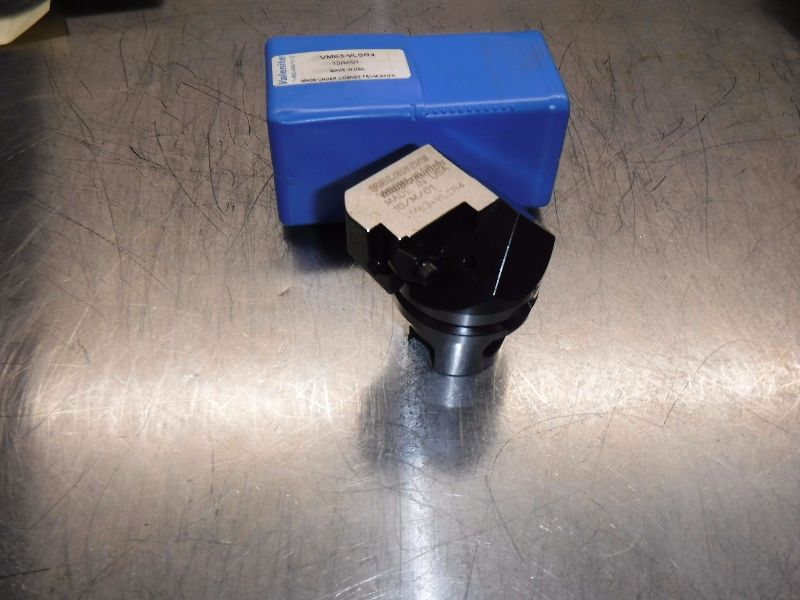 Valenite KM63 Threading Tool Holder TOP NOTCH VM63-VLSR4 (LOC965)A)