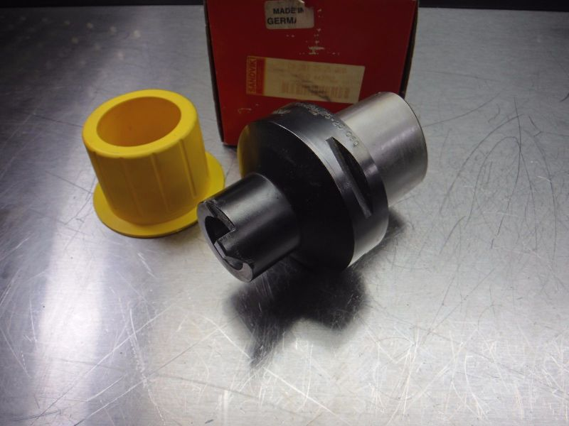 Sandvik Capto C8 to Whistle Notch Adapter C8-391.25-25 060 (LOC1618A)