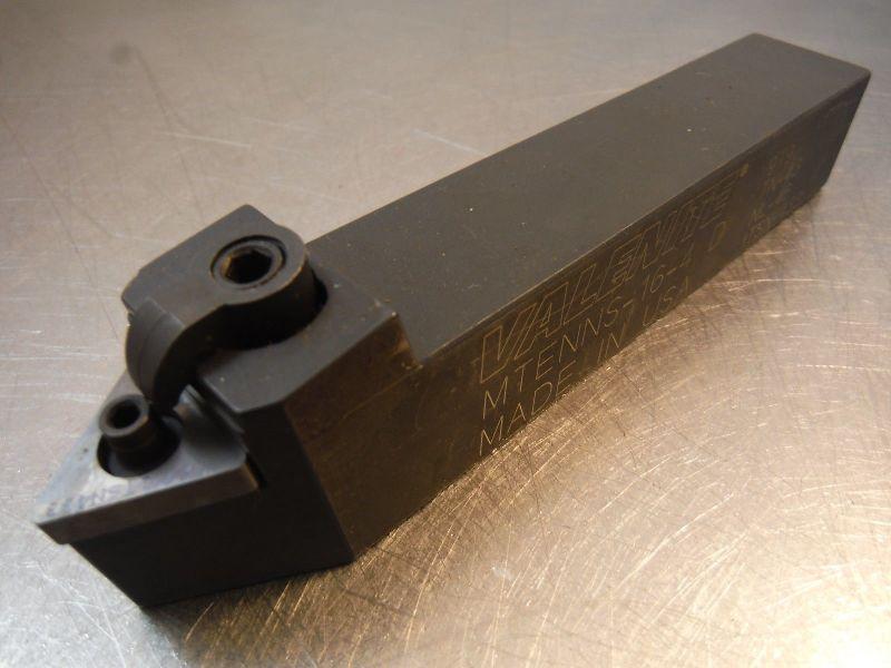 "Valenite Indexable Lathe Tool Holder 1""x1"" Shank MTENNS 16 4 D (LOC2099B)"