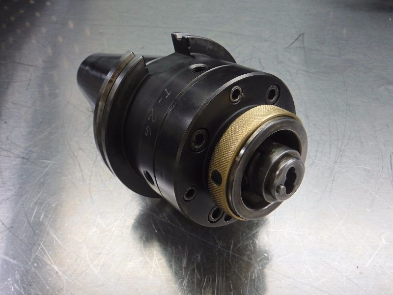Mapal SK 50 To HSK 50 Adapter MN 1021 37 (LOC1620)