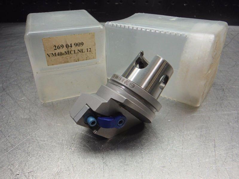 VM 40 Indexable Boring Head VM40 MCLNL 12 (LOC1401B)