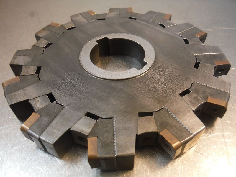 "Sandvik 6.25"" Slot Milling Cutter 40mm Arbor TML33152 438099 (LOC1838B)"