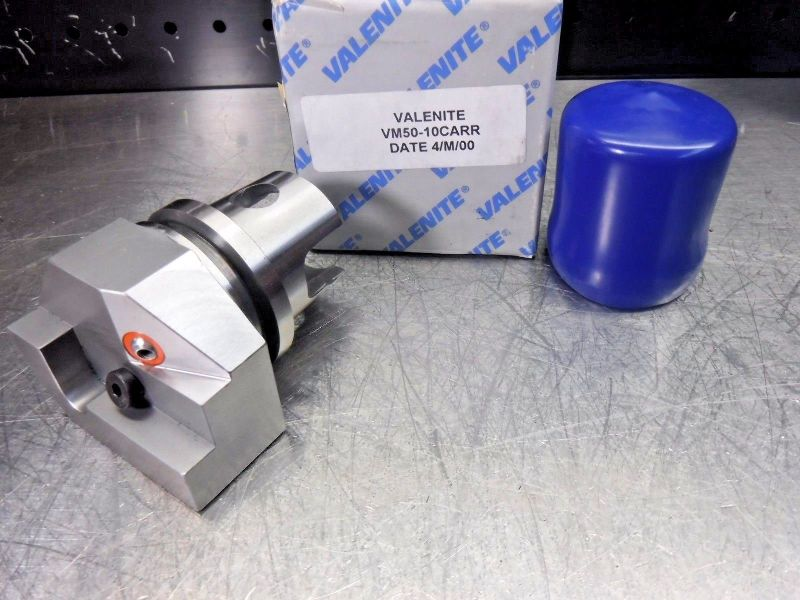 Valenite VM LOC768B KM 50 Indexable Boring Head VM50-MCRNL4