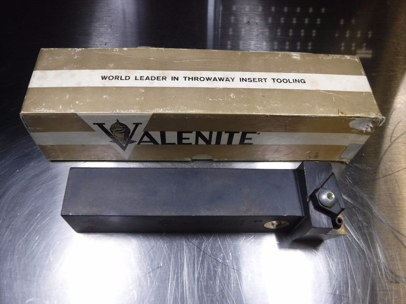"Valenite Indexable Lathe Tool Holder 1.5"" x 1.5"" Shank MCGNL-24-5 (LOC2036A)"