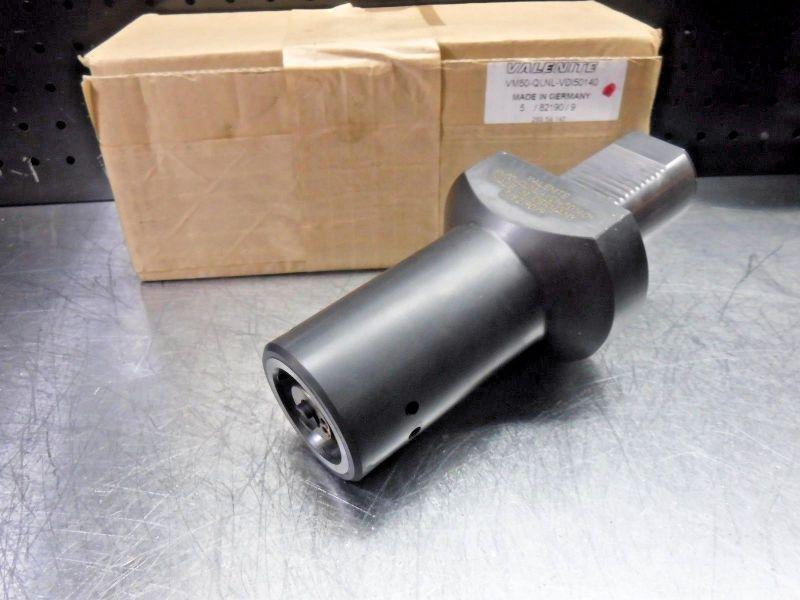 Valenite VDI50 to KM50 Clamping Unit VM50-QLNL-VDI50140 (LOC1217B)