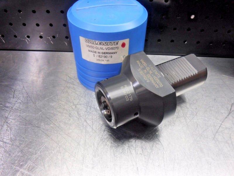 Valenite VDI 50 to KM50 Clamping Unit VM50-QLNL-VDI5070 (LOC1217A)