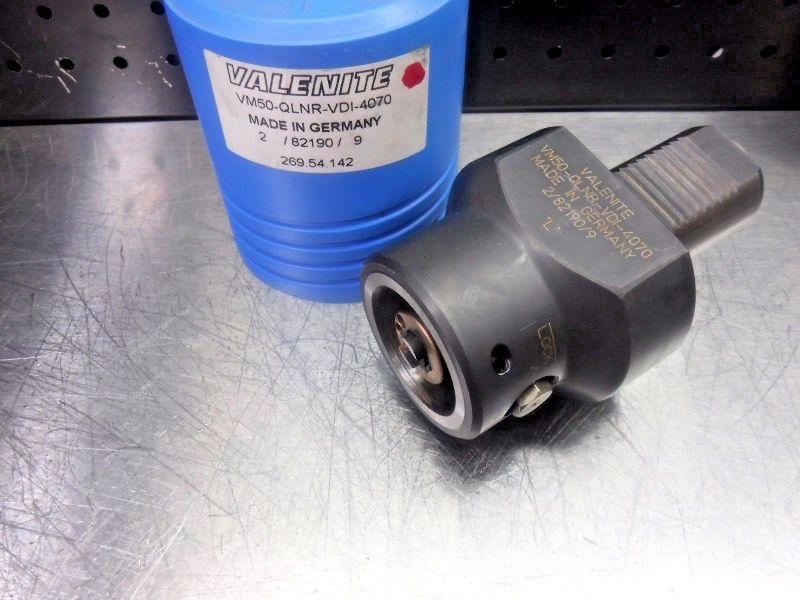 Valenite VM50 Clamping Unit VM50-QLNR-VDI-4070 (LOC1211B)