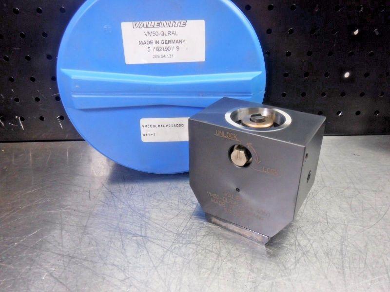 Valenite VM50 Clamping Unit VM50-QLRAL-VDI4050 (LOC962A)