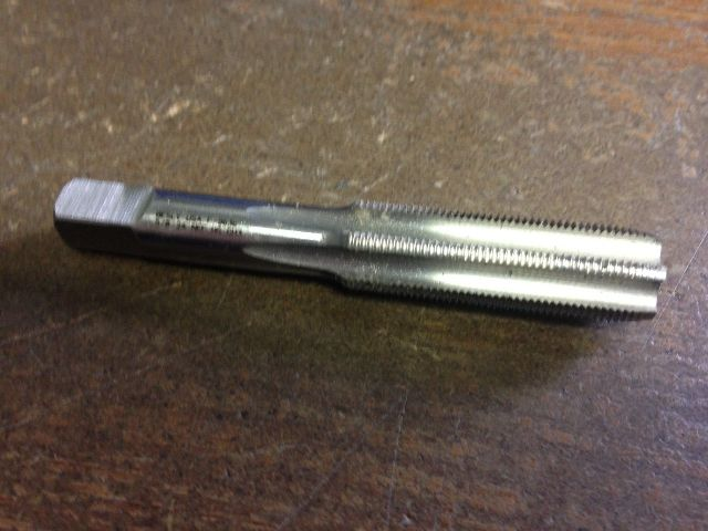 "5/8""-24 GH3 HIGH SPEED STEEL 6 FLUTE TAPER TAP MADE IN USA"