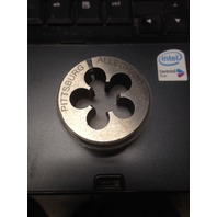 "M11 x 0.50 X 1-1/2"" HIGH SPEED STEEL ROUND ADJUSTABLE DIE"