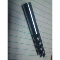 ".500"" 1/2"" 5 FLUTE SINGLE END LONG AlTiN CARBIDE END MILL 1/2 X 1/2"" X 1-1/2"" X 3-1/2"""