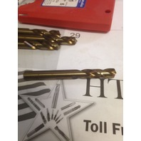".3281"" 21/64"" HSCO COBALT SCREW MACHINE LENGTH DRILL"