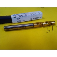 .2402 6.1mm HSCO TiN STUB DRILL