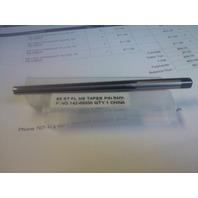 #3 HIGH SPEED STEEL STRAIGHT FLUTE TAPER PIN REAMER