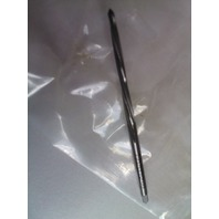 #7/0 HIGH SPEED STEEL SPIRAL FLUTE TAPER PIN REAMER