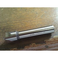 ".125"" 1/8"" RADIUS HIGH SPEED STEEL CORNER ROUNDING END MILL"