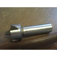 ".375 3/8"" RADIUS HIGH SPEED STEEL CORNER ROUNDING END MILL"