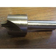 ".500 1/2"" RADIUS HIGH SPEED STEEL CORNER ROUNDING END MILL 3/4""SHANK"