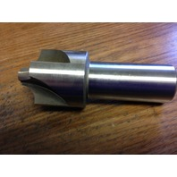 ".500"" 1/2"" RADIUS HIGH SPEED STEEL CORNER ROUNDING END MILL 1"" SHANK"
