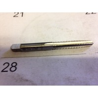 "1/4""-20 GH2 HIGH SPEED STEEL 4 FLUTE TAPER TAP"