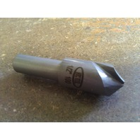 "1/2"" 100 DEGREE 3 FLUTE HIGH SPEED STEEL COUNTERSINK"