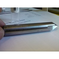 "1/2"" 2 FLUTE 60 DEGREE CARBIDE CHAMFER MILL"