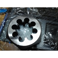 "1 9/16""-18 CARBON STEEL HEXAGONAL RE-THREADING DIE"
