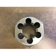 "1/2""-10 ACME CARBON STEEL HEXAGONAL RE-THREADING DIE"
