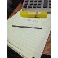 ".1378"" 3.5mm HIGH SPEED STEEL CHUCKING REAMER"