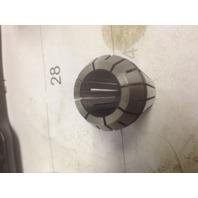 """.5906"""" 15mm ER-25 Round Collet"""
