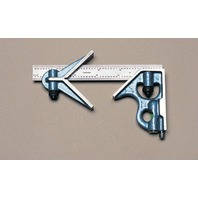 "6""/150mm 3 PIECE COMBINATION SQUARE SET MADE IN USA!"