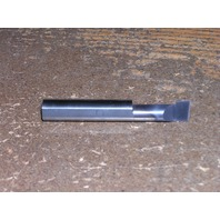 "New 1/4"" Solid Carbide Boring Bar ABB-2512 TiAlN .245"" Minimum Bore"