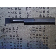 """New 3/8"""" Solid Carbide Grooving Bar .046"""" Groove TiAlN Coated AGT-046-20 TiAlN"""