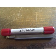 New 1//4 Solid Carbide 60 DegreeThreading Bar AT-200-750