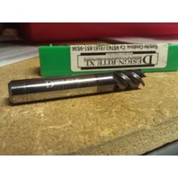 "5/16"" 5 FLUTE SINGLE END STUB AlTiN CARBIDE END MILL 5/16"" X 5/16"" X 7/16"" X 2"""