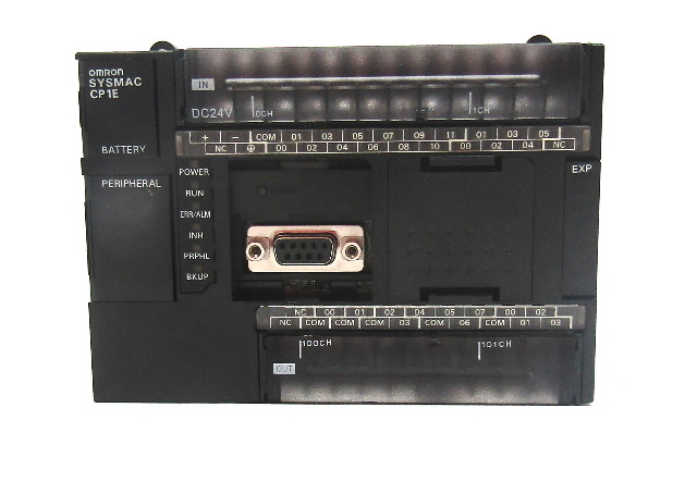 New In Box Omron PLC CPU Unit CP1E-N30DT1-D 1-Year Warranty !