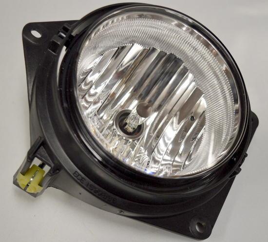 Genuine GM Parts 15807157 Driver Side Fog Light Assembly