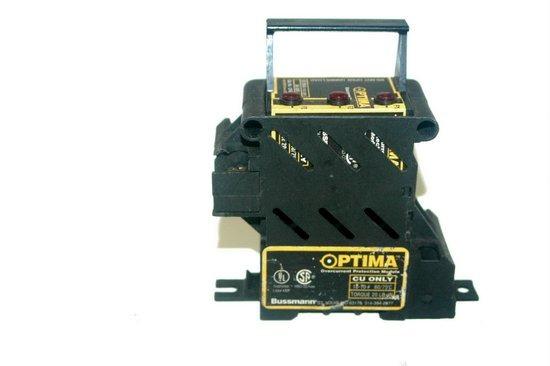 NEW Bussmann OPTIMA OPM-CC Overcurrent Protection Module