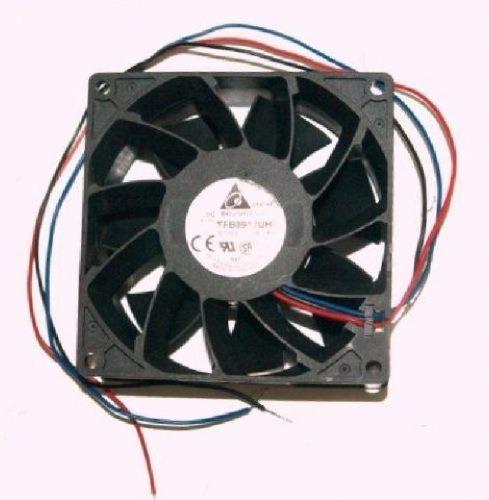 Delta 12v DC 92x38mm 3-Wire 2.28a Fan TFB0912UHE-F00