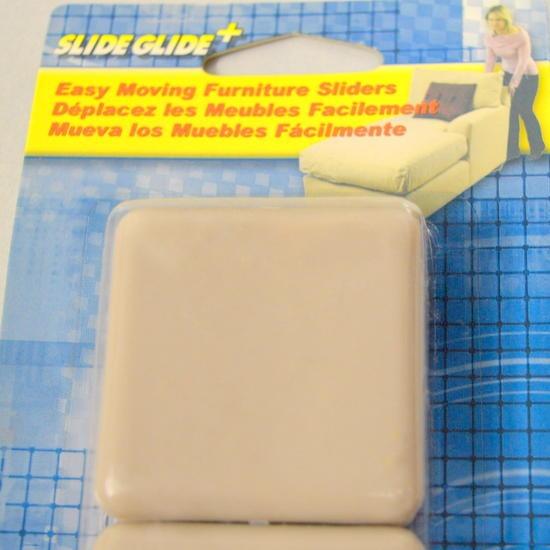 Shepherd 3949 2 Square Slide Glides