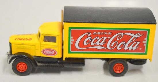 Hartoy 1991 Peterbuilt Model 1939 Coca Cola Truck No Box
