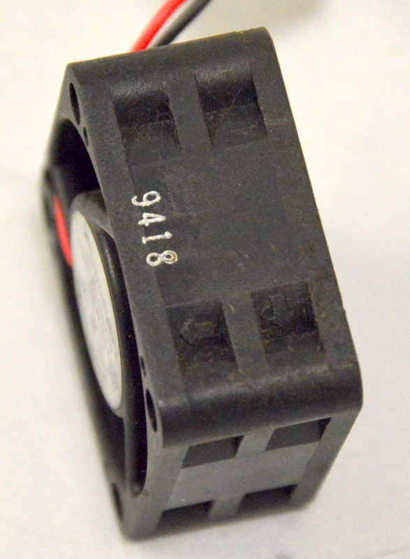 For Delta Fonsan 12V DC Brushless Fan DFB0412M