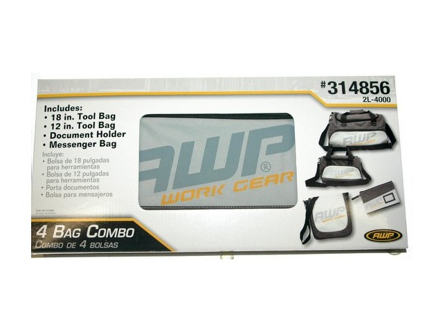 AWP 4 Bag Combo Set #314856 / 2L-4000 - New