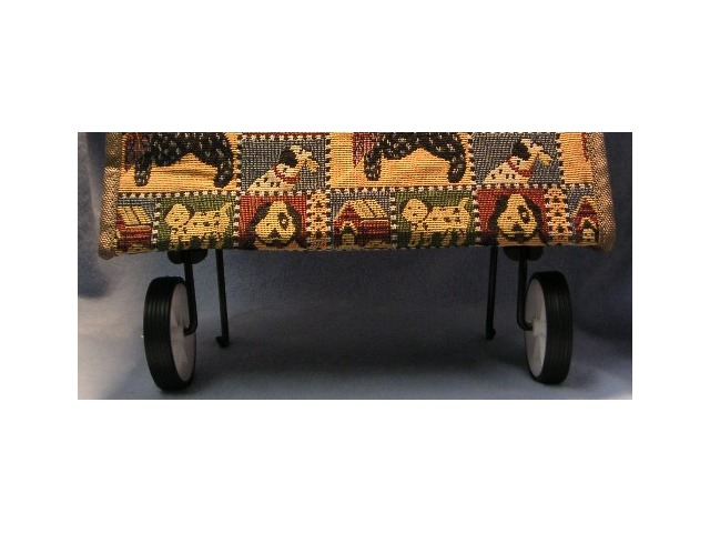 Tapestry Rolling Bag