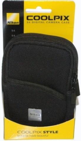 Nikon Coolpix style S4 Digital Camera case w/ belt loop