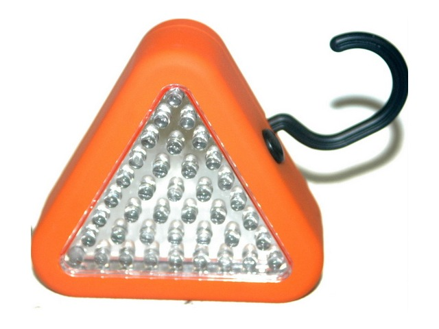 39 LED Safety & Work Light - Orange