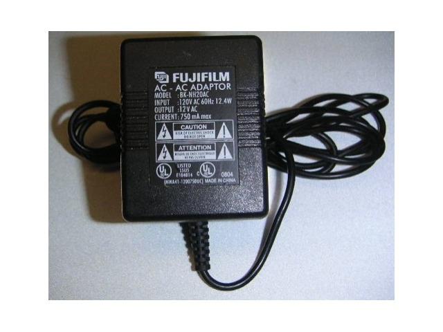 Fujifilm AC-AC Adaptor-Model:BK-NH20AC