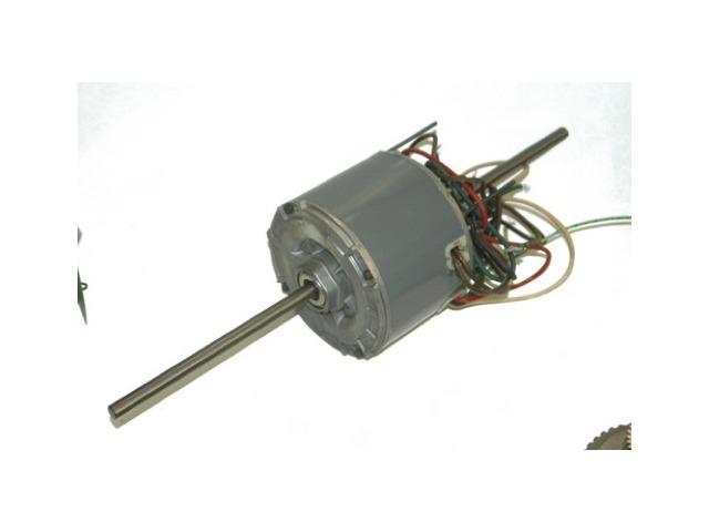 Fasco D978 1/4 HP 1075 RPM 277V 1.3A motor 2-shaft New