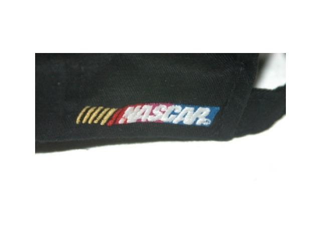 Corvette Sports Cap - Black and Grey w/red trip - New